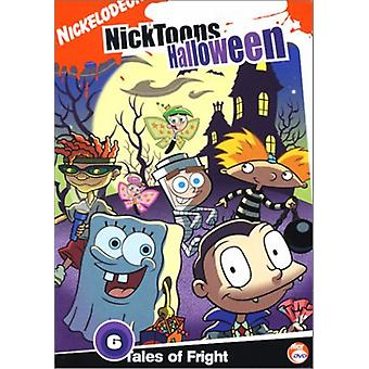 Nicktoons - Halloween [DVD] USA import