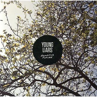 Joven mentirosos - importar de USA nostalgia de futuro [CD]