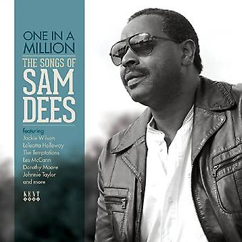 One in a Million:Songs of Sam Dees - One in a Million:Songs of Sam Dees [CD] USA import