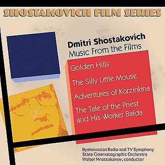 D. Sjostakovitj - Sjostakovitj Film-serien, Vol. 5 [CD] USA import