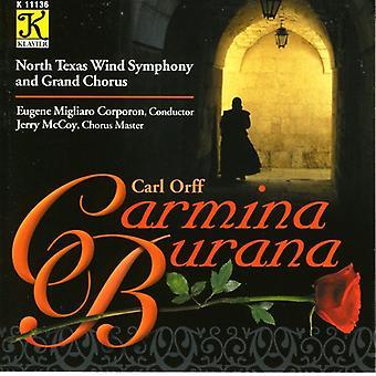 C. Orff - Carl Orff: Carmina Burana [CD] USA import