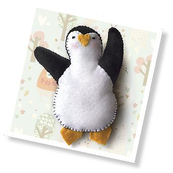 Percy The Penguin Mini Sewing Kit
