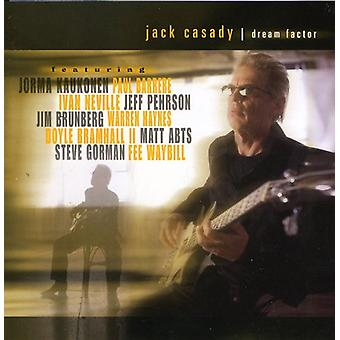 Jack Casady - drøm faktor [CD] USA import