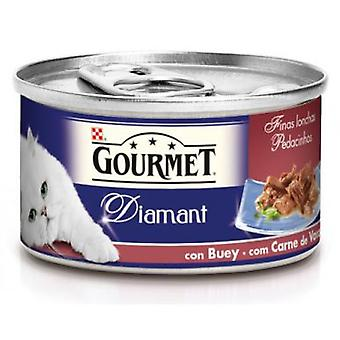 Gourmet Thin sliced beef (Cats , Cat Food , Wet Food)
