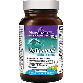 New Chapter Zyflamend Nighttime Vcaps 60 Ct
