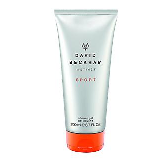 Beckham David Beckham instinkt Sport Shower Gel
