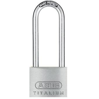 ABUS Nano Titalium padlock bow and bow key P. Long 80TI / 40HB40KA8013