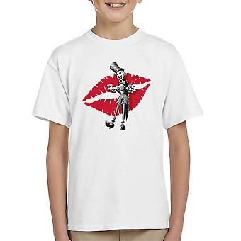 Rocky Horror Picture Show Columbia Kid's T-Shirt