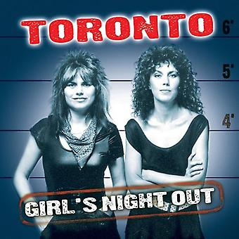 Toronto - Girl's Night Out [CD] USA importerer