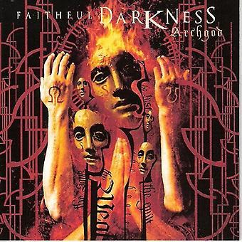 Trofaste mørke - Archgod [CD] USA importerer