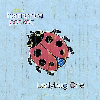 Mundharmonika lomme - Ladybug One-a Solar Powered Album for børn & B [CD] USA import
