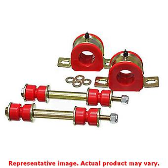Energy Suspension Sway Bar Bushing Set 3.5178R Red Front Fits:CHEVROLET 1985 -