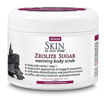 Skin by Ann Webb Zeolite Sugar Warming Body Srub 8oz