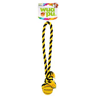 Wuapu 5 cm dental ball with rope (Dogs , Toys & Sport , Ropes)