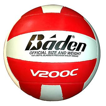 BADEN v200c club volleyboll [rödvita]