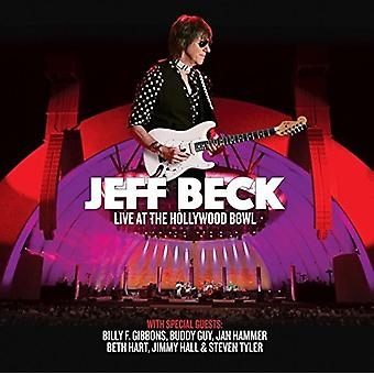 Jeff Beck - Live at the Hollywood Bowl [Vinyl] USA import