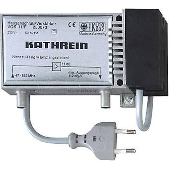 Cable TV amplifier Kathrein VOS 11/F 11 dB