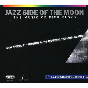 Yahel/Moreno/Hoenig - Jazz Side of the Moon [SACD] USA import