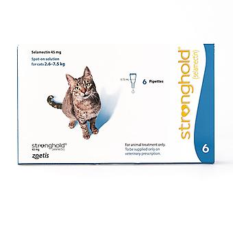 Stronghold for Cats  Blue 6 Pack