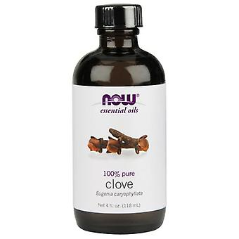 Now Foods Clove Oil 118 ml (Herbalist's , Oil essences)