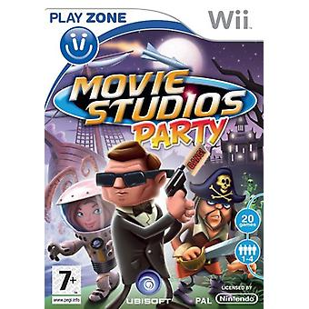 Movie Studios Party (Wii) - Factory Sealed