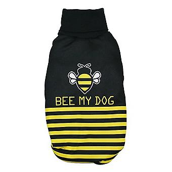 MI&DOG Sudadera Felpada Cuello Alto Bee T-45 (Dogs , Dog Clothes , Sweaters and hoodies)