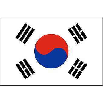 Südkorea Flagge 5 x 3 ft Ösen