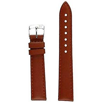 Morellato Strap Only - Ibiza Lizard Calf Brown/red 20mm A01X3266773041CR20 Watch