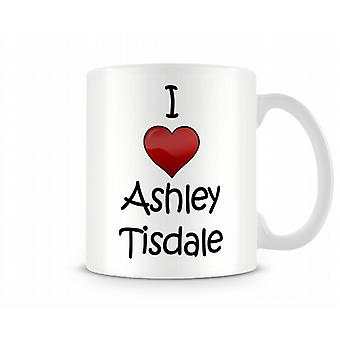 Amo Ashley Tisdale Stampato Mug