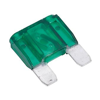 Sealey Mf3010 Automotive Maxi Blade Fuse 30A Pack Of 10