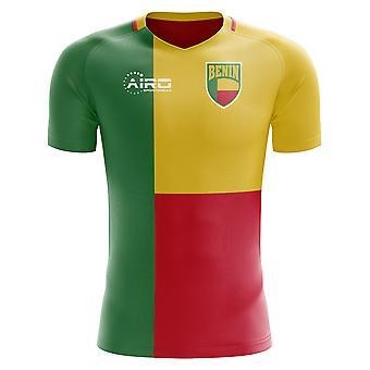 2018-2019 Benin Home Concept Football Shirt
