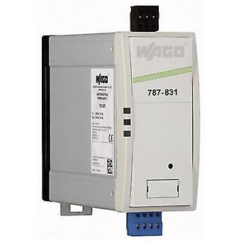 Rail mounted PSU (DIN) WAGO EPSITRON® PRO POWER 787-831 12 Vdc 15 A 180 W 1 x
