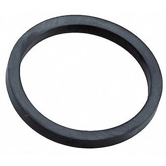 Sealing ring PG48 EPDM rubber Black (RAL 9005) Wiska ADR 48 1 pc(s)