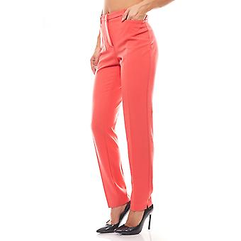 Ladies belly way pencil pants coral CLASS INTERNATIONAL