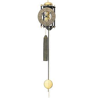 Ностальгический настенные часы Маятник настенные часы с маятником, корпус металл отделка