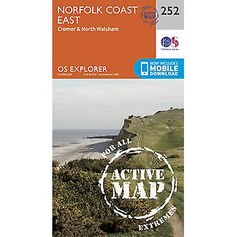 Norfolk Coast East by Ordnance Survey
