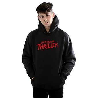 Michael Jackson Männer Thriller Logo Hoodie