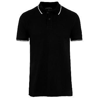 Jockey USA Originals Polo Shirt - Black