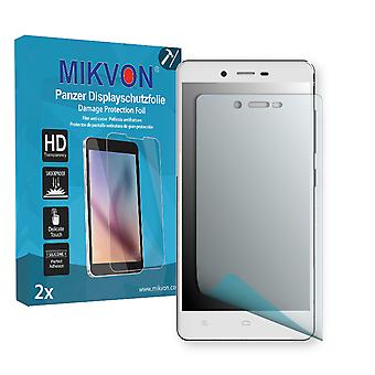 BLU Studio Energy Screen Protector - Mikvon Armor Screen Protector (Retail Package with accessories)