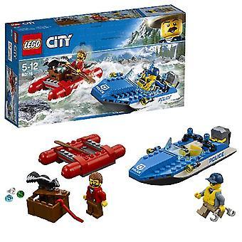 Lego 60176 City Rivier Ontsn.
