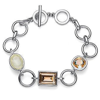 Oliver Weber armband Royal Rhodium