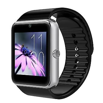 EDX Smartwatch-Android & iOS Silver & Black