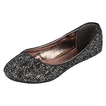 Jeunes filles Cutie Glitter chaussures H2239