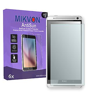 HTC One Max Screen Protector - Mikvon AntiSun (Retail Package with accessories)