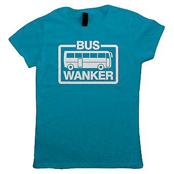 Buss Wanker, kvinner T-skjorte