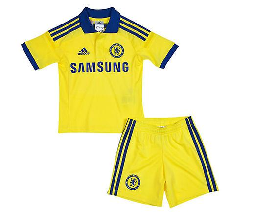 2014-15 Chelsea Adidas Away Little Boys Mini Kit