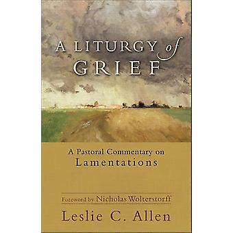 En liturgi af sorg - pastorale kommentar til klageråb af Leslie Christensen