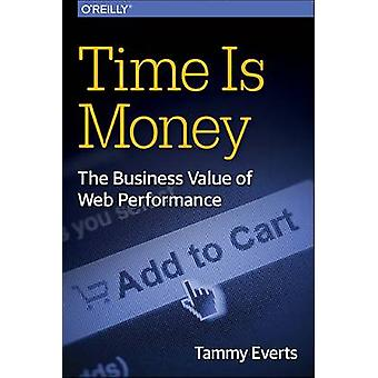 Time is Money - The Business Value of Web Performance by Tammy Everts