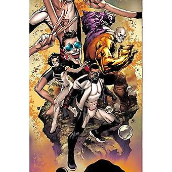 The Terrifics Volume 1 - Meet the Terrifics - New Age of Heroes by The