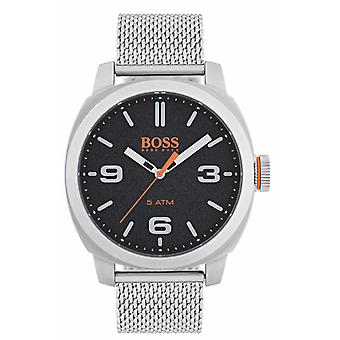 Hugo Boss Orange Cape Town Stainless Steel Mesh Strap Men's Watch 1550013